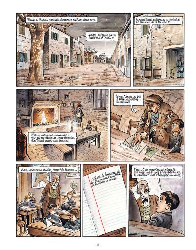 Page 4 Notre Mère la Guerre - Chroniques