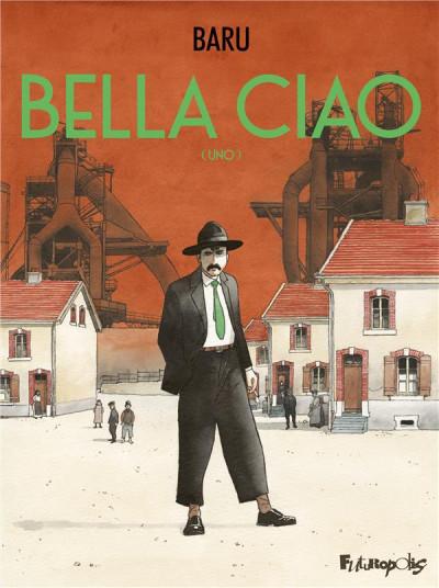 Couverture Bella ciao tome 1