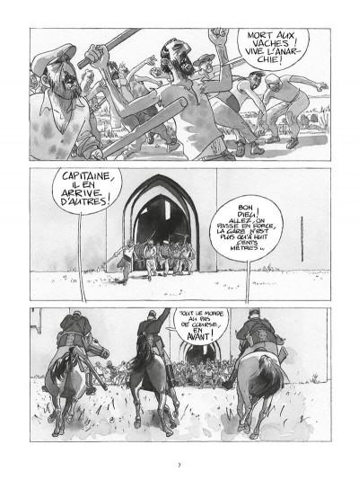 Page 8 Bella ciao tome 1