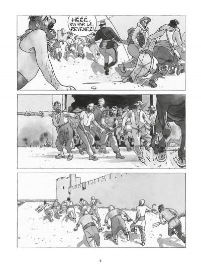 Page 9 Bella ciao tome 1