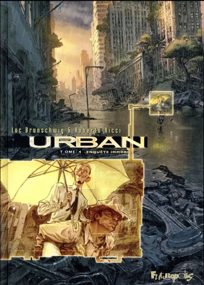 Couverture Urban tome 4