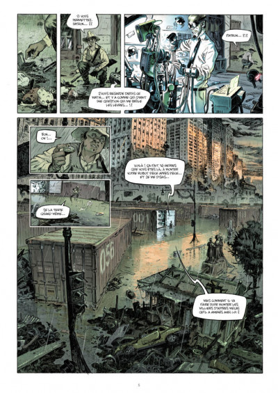 Page 1 Urban tome 4