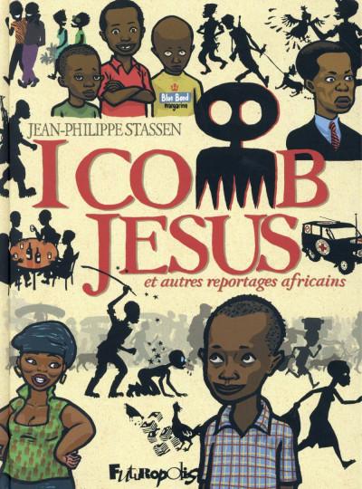 Couverture I Comb Jesus