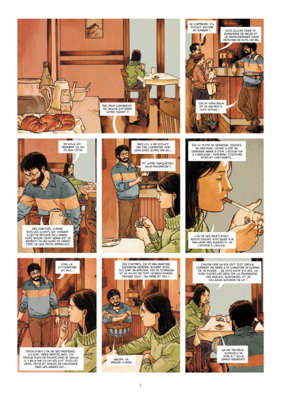 Page 3 Une vie tome 2