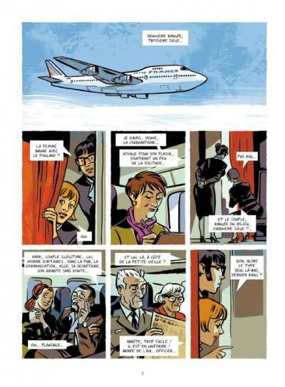 Page 1 L'homme qui ne disait jamais non