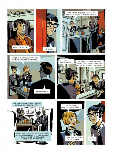 Page 2 L'homme qui ne disait jamais non