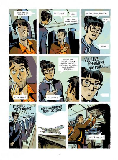 Page 3 L'homme qui ne disait jamais non