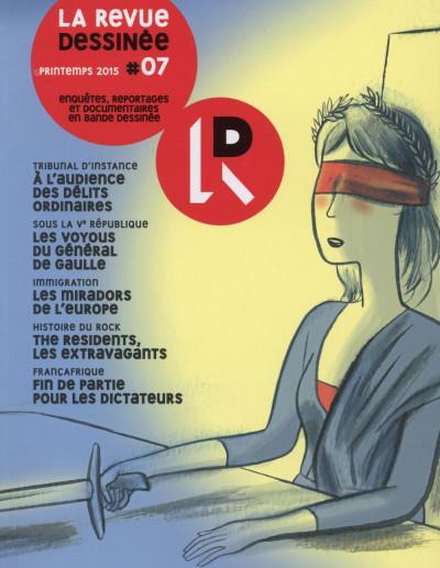 image de La revue dessinée tome 7 - Printemps 2015
