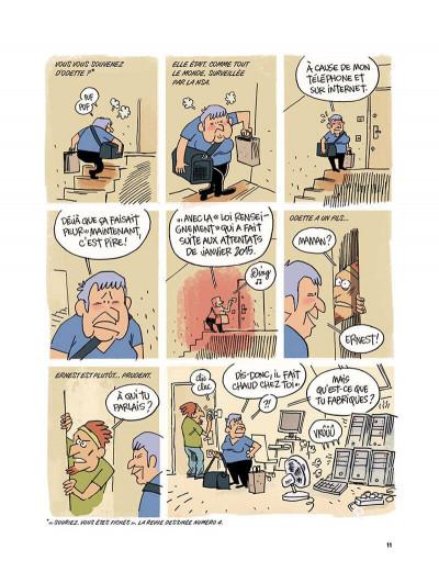 Page 0 La revue dessinée tome 9