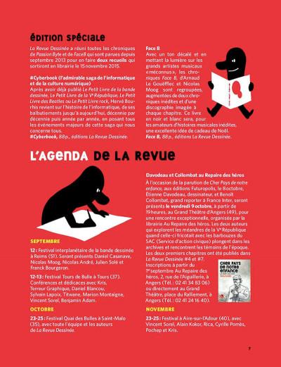 Page 6 La revue dessinée tome 9