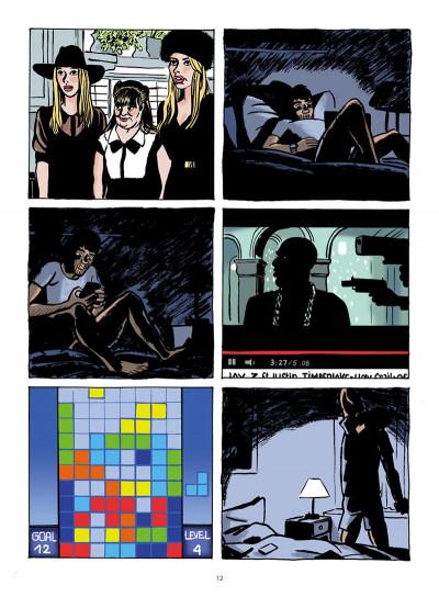 Page 0 La vraie vie