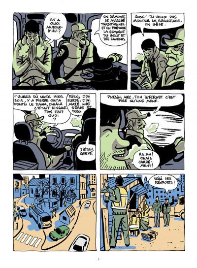 Page 5 La vraie vie