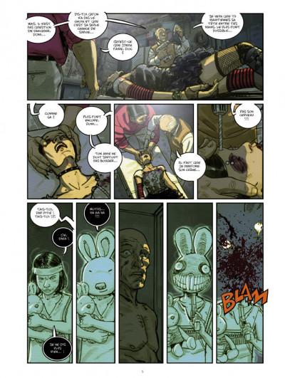 Page 3 Le pouvoir des innocents - cycle 2 tome 4