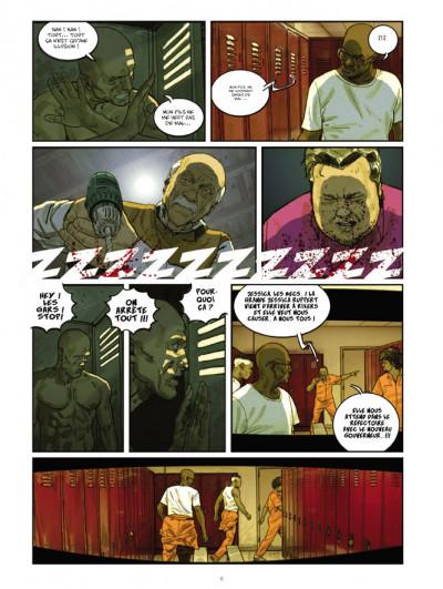 Page 4 Le pouvoir des innocents - cycle 2 tome 4