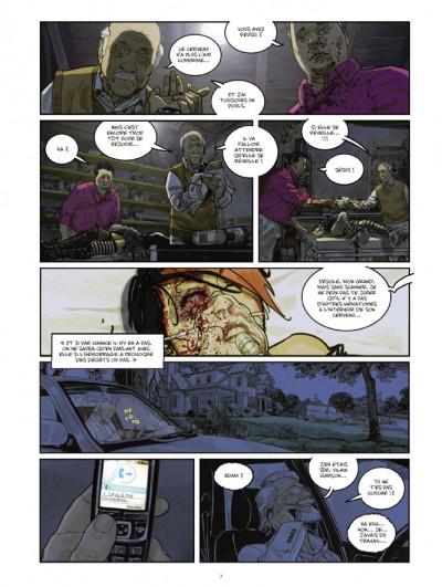 Page 5 Le pouvoir des innocents - cycle 2 tome 4