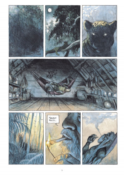 Page 1 L'or tome 3