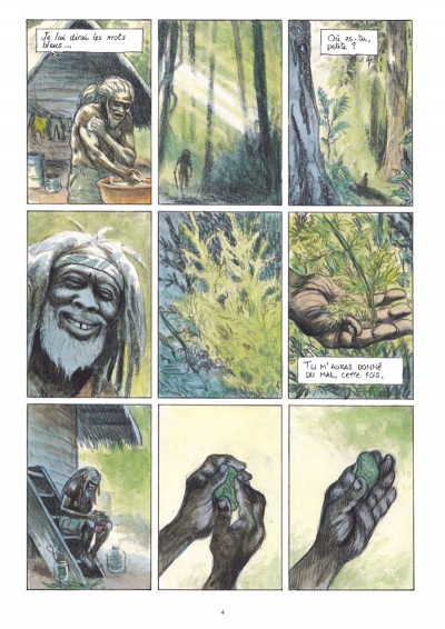 Page 2 L'or tome 3