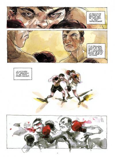 Page 2 Mon père était boxeur + DVD