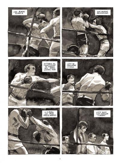 Page 3 Mon père était boxeur + DVD