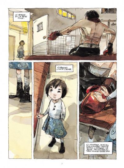 Page 5 Mon père était boxeur + DVD
