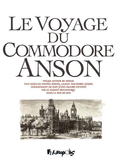 Page 2 Voyage du commodore Anson