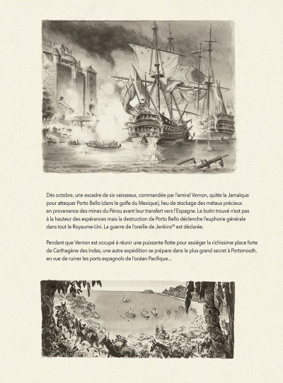 Page 4 Voyage du commodore Anson