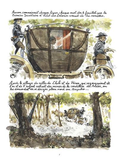 Page 8 Voyage du commodore Anson