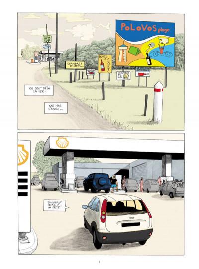 Page 1 Vive la marée !