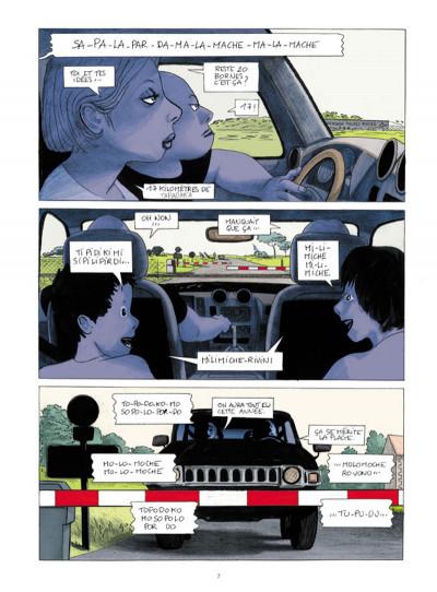 Page 5 Vive la marée !