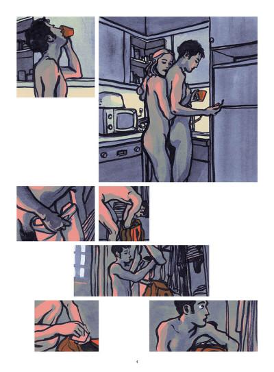 Page 3 Et il foula la Terre avec légereté