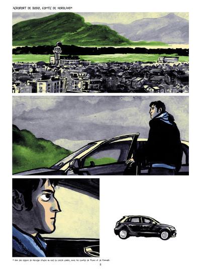 Page 6 Et il foula la Terre avec légereté