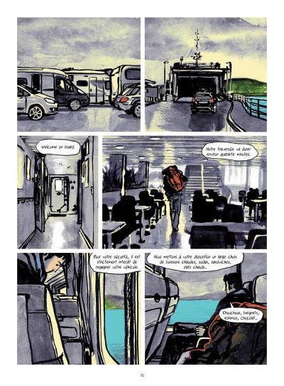 Page 8 Et il foula la Terre avec légereté