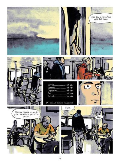 Page 9 Et il foula la Terre avec légereté