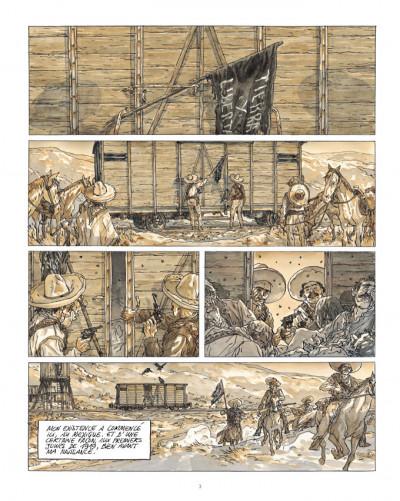 Page 1 Notre Amérique tome 1