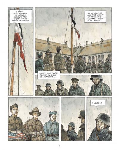 Page 3 Notre Amérique tome 1