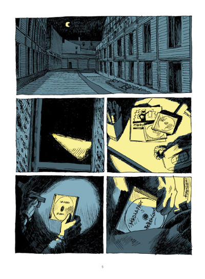 Page 1 Grandes oreilles et bras cassés