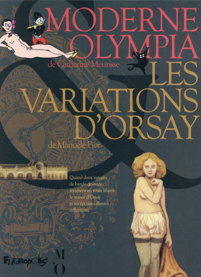 image de Coffret Orsay (Variations d'Orsay + Moderne Olympia)