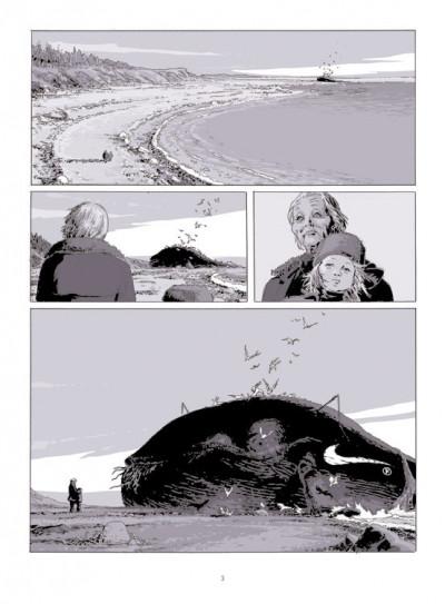 Page 1 Le temps des sauvages