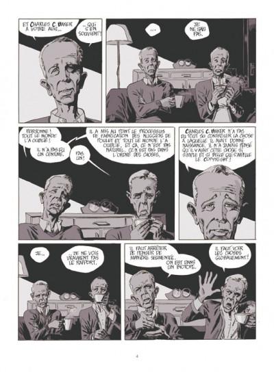 Page 2 Le temps des sauvages