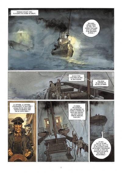 Page 1 Nuit noire sur Brest