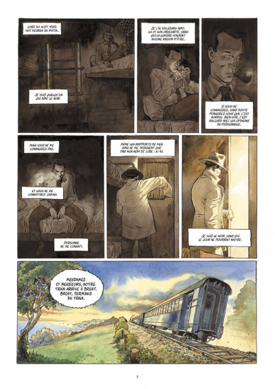 Page 4 Nuit noire sur Brest