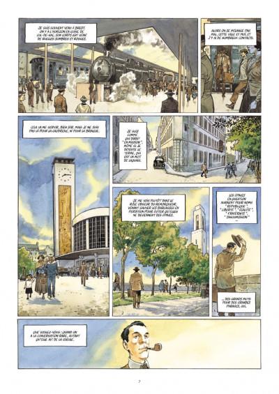 Page 5 Nuit noire sur Brest