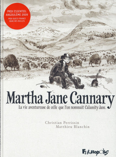 image de Martha Jane Cannary - intégrale