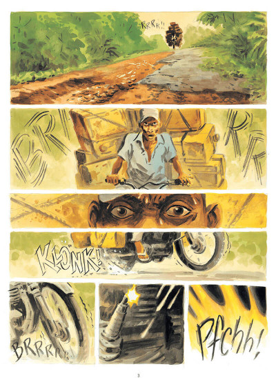 Page 2 Au bout du fleuve
