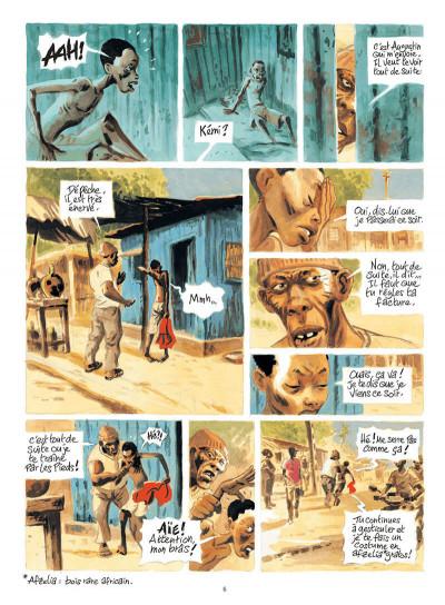 Page 5 Au bout du fleuve