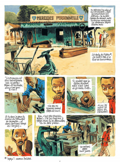 Page 6 Au bout du fleuve