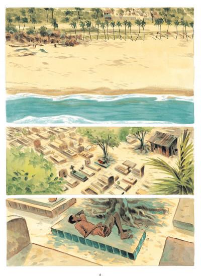 Page 7 Au bout du fleuve