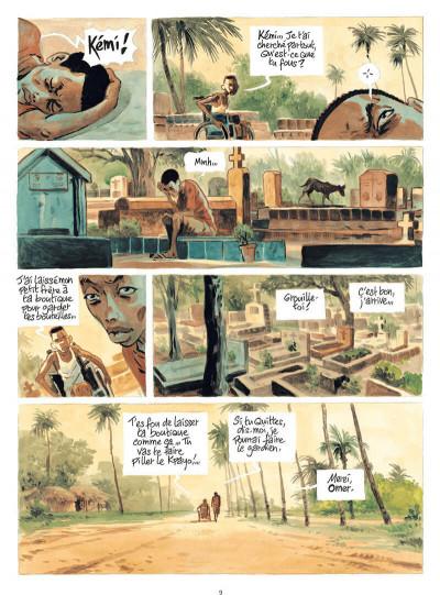 Page 8 Au bout du fleuve