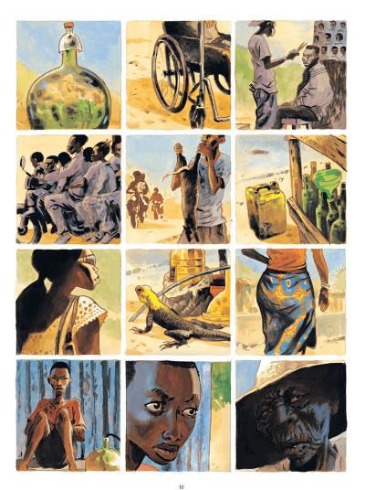 Page 9 Au bout du fleuve
