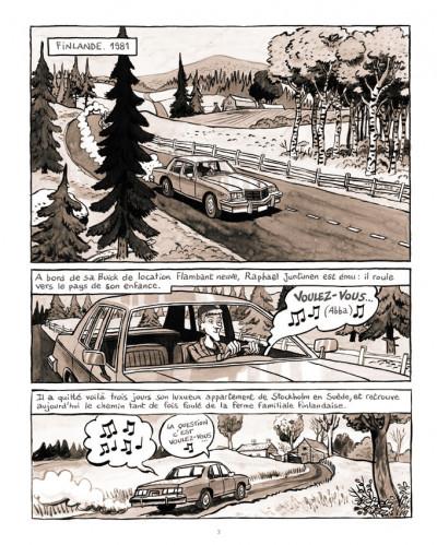 Page 1 La forêt des renards pendus
